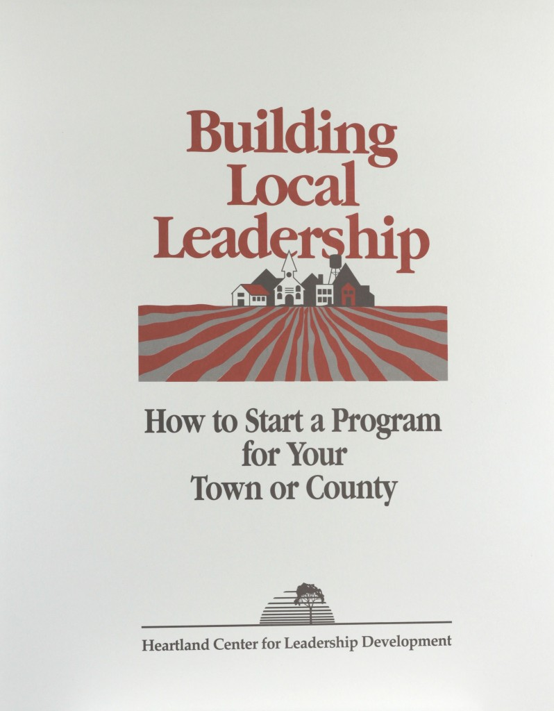 Heartland center building local leadership how to start for Building materials that start with i